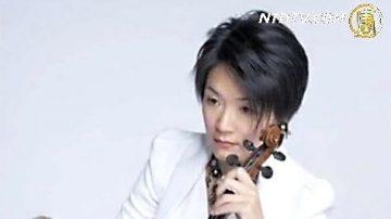醉心音乐教育 小提琴名家支持大赛