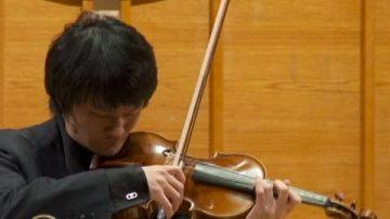 新唐人小提琴大赛选手吴迪访谈