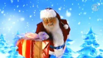 【一周人物 】神秘的圣诞老人