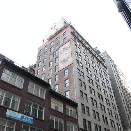 曼哈顿公寓楼 倒手净赚1,300万美元