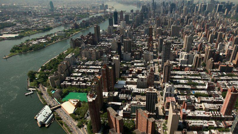 纽时:中国地产大鳄挺进纽约城