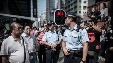 现场直播:香港占中 10月8日~10月10日