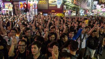 香港雨伞运动 何去何从?