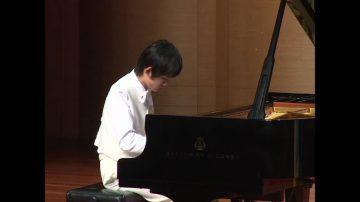 新唐人亚太音乐大赛  钢琴决赛揭晓