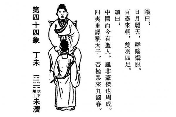 """【预言】""""救世圣人""""解密:属相和姓氏"""