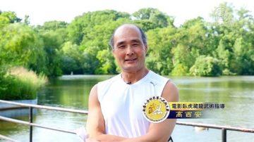 全世界华人武术大赛好手:电影卧虎藏龙武术指导-高西安