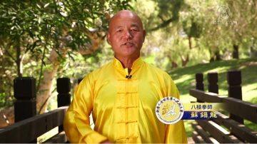 全世界华人武术大赛好手:八极拳师-苏锡龙