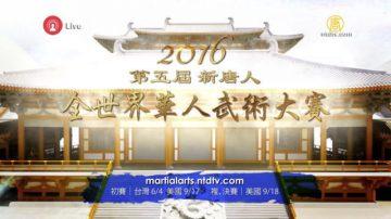 2016年新唐人全世界华人武术大赛特别节目(2)