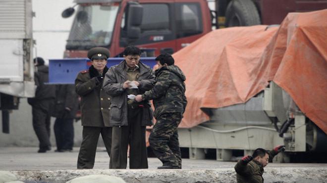 """丹东还有15个""""鸿祥"""" 朝鲜遭受""""血液被冻""""痛苦"""