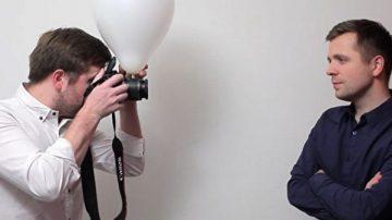 摄影密技公开 一颗白色汽球拍出柔和光感(视频)