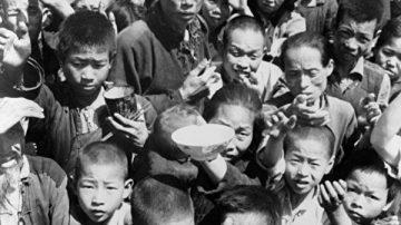 人间地狱 大饥荒年代奇吃实录:雁粪、人屎、尸体
