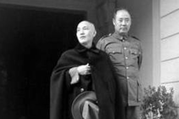 蒋介石日记揭秘:傅作义投向中共 内心仍反共