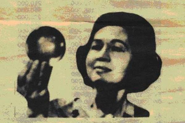 外国美女预言家提前13年预言毛泽东之死