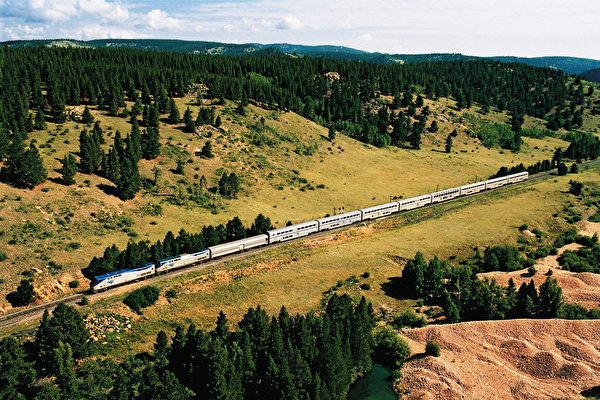Amtrak加州和风号4000公里横贯美国之旅