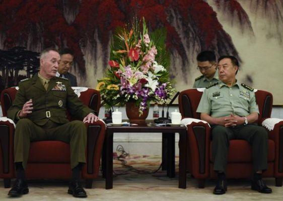 美军方高官访华与范长龙会谈 明确拒绝范一请求