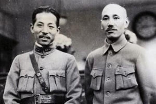 日军侵华谁下令不抵抗?张学良承认蒋介石替他背黑锅