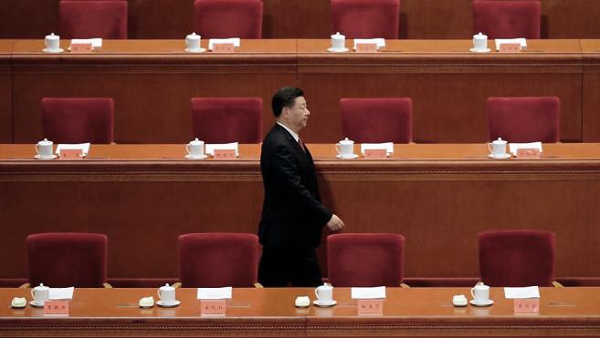 """19大前严防""""经济政变"""" 证监会下禁止出国令"""
