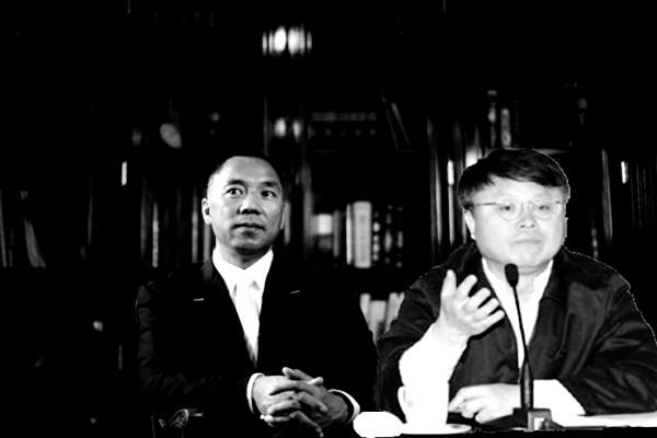 郭文贵称江绵恒施压阻其发声  记者会再曝权贵腐败
