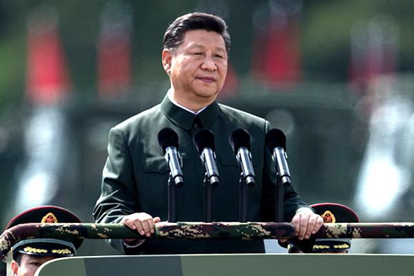 """传习近平今年5月才掌握军队 神秘队伍监控各""""山头"""""""