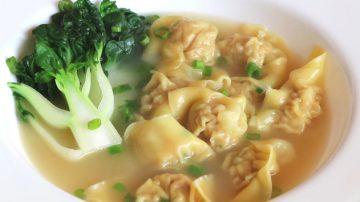 【美食天堂】猪肉虾仁馄饨汤的做法