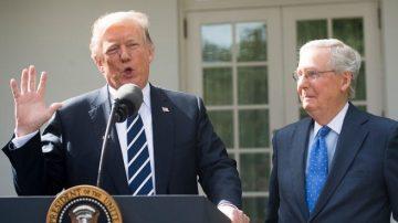 川普砍违规补贴 两党推短期健保修复案