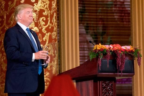 川普给足北京面子 私下爆发激烈较量