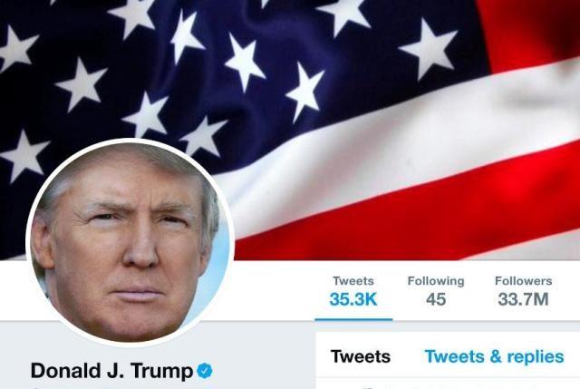 台媒:川普Twitter大数据是观察中美关系的窗口