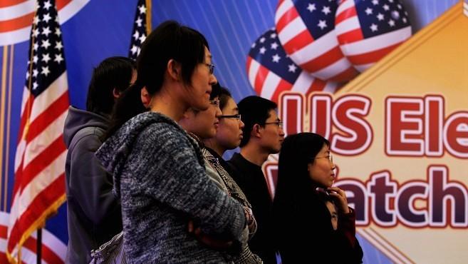 中国留学生作弊严重 华裔女在美替考被逮捕