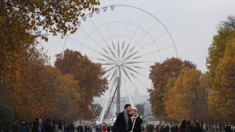保护历史样貌 巴黎摩天轮将拆除
