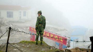 中印边境又见开山修路 这次是印军