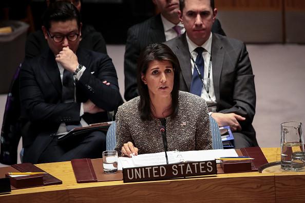 美大使:战争近在咫尺 北京不断油美国自己动手