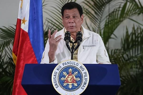 杜特尔特:菲律宾共产党为恐怖组织