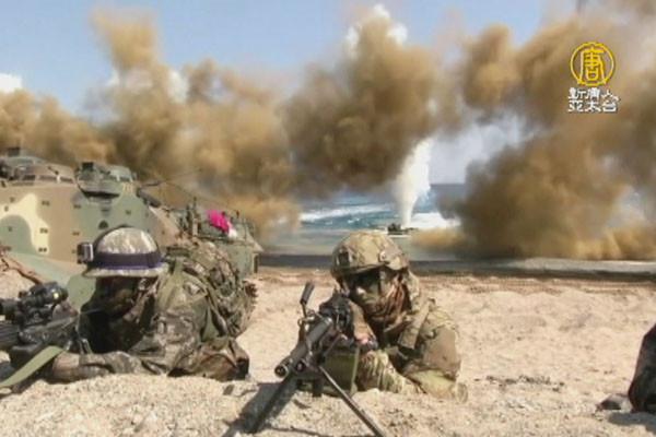 《外交事务》:若再爆韩战 北京将先出兵朝鲜