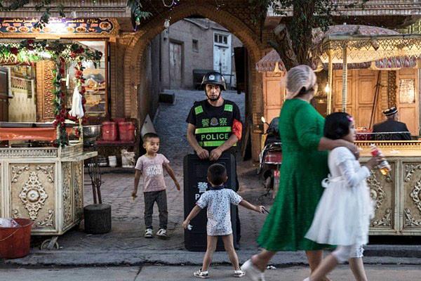 中共采集全体新疆人DNA 背后真相超恐怖