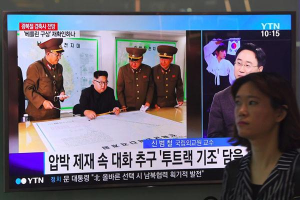 港媒:金正恩弄巧成拙 中方偷袭核基地有一大利好