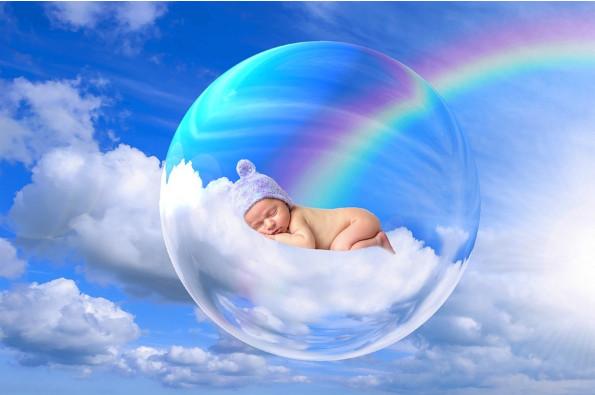 宝宝记得在妈妈肚子里的事情 原来他们是这样找到妈妈(视频)
