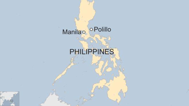 载251人渡船在菲律宾倾覆 已致39人死亡