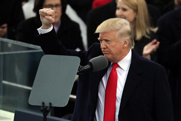 【年终回顾】入主白宫近一年 川普重塑国际格局十件事