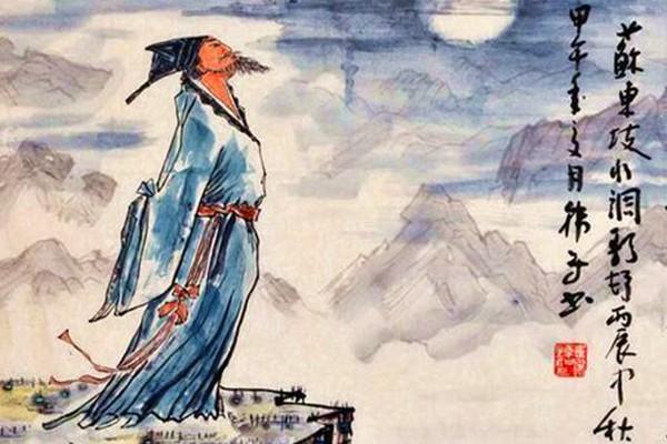 史上著名五首诗 正读倒读皆可 苏轼排名第一
