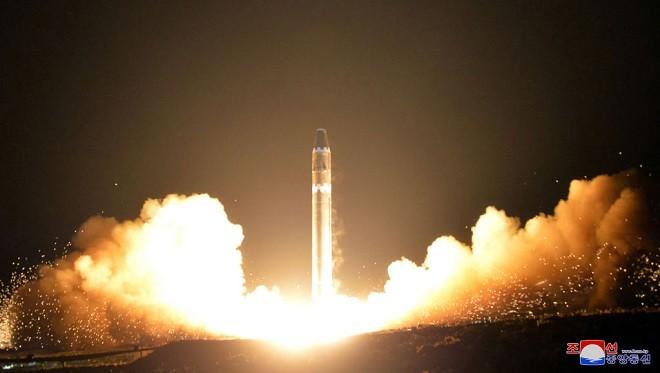 朝鲜拟发射卫星  韩专家警告:与发射洲际导弹无异