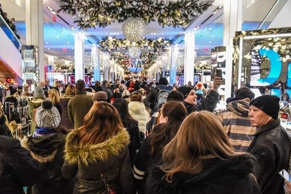 时代杂志列全球10大圣诞新年旅游地  纽约入列
