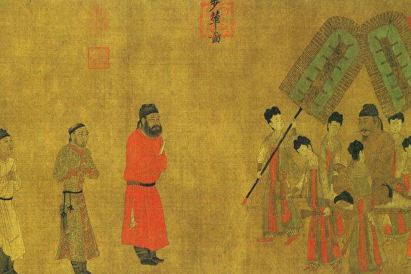 """《西游记》中的超强高手竟是一名凡人!唐僧的""""通关文牒""""上到底写了什么,为什么每个国王都会为他盖章?"""