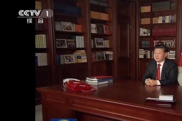 中国欲称霸全球? 美媒:习近平书架有令人惊讶发现