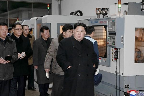韩国专家指金正恩肾衰 脸部明显衰老