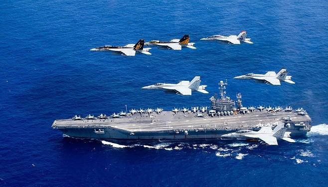 分析:美国动武前10个动作 对朝鲜已做完8个(视频)