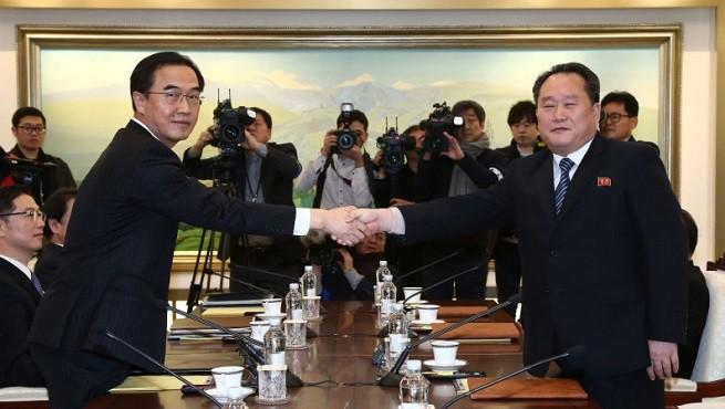 韩朝会谈不对外公开 首尔平壤透过影音遥控