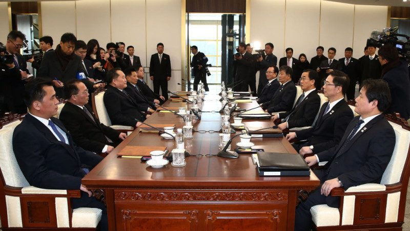 朝鲜为何想会谈?专家:金正恩最后的机会