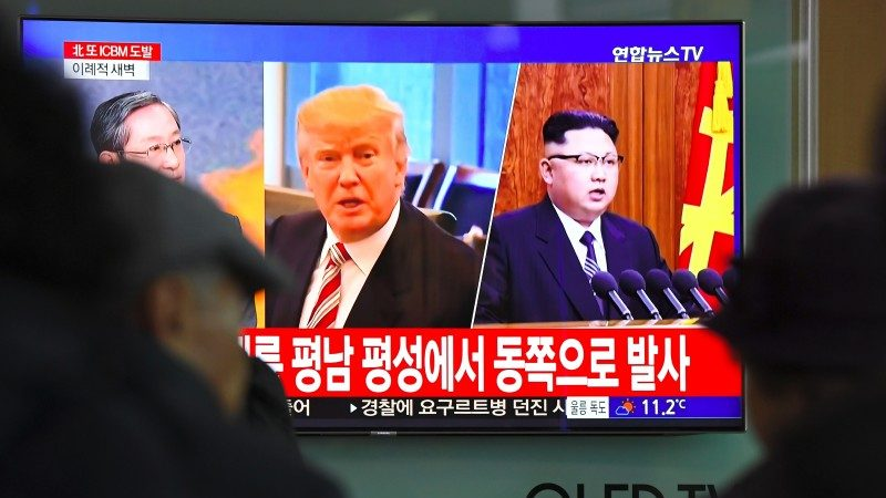 朝鲜地下军事网络惊人 美军正做隧道战准备