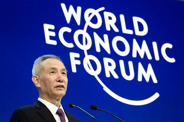 刘鹤:中国两大行业将对外开放 措施超预期