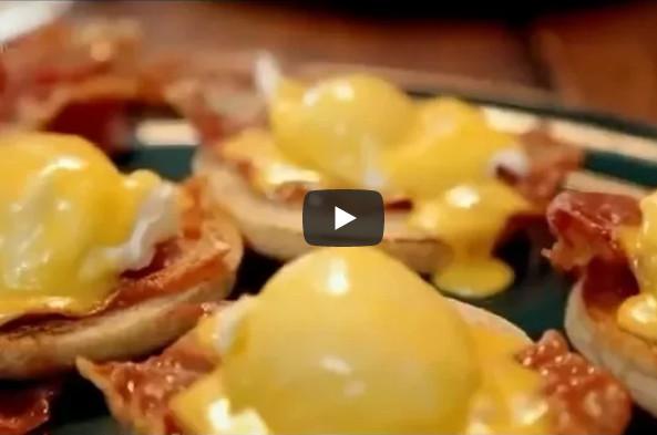 经典早餐 班尼迪克蛋(视频)